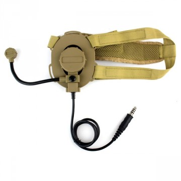 Militaire headset